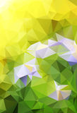 Colorful Natural Abstract Background Stock Images