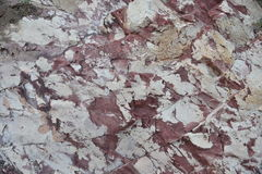 Colorful natural surface of a very old stone, whole natural stone background Royalty Free Stock Image