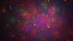 Colorful nebula space abstract background. Colorful nebulae space abstract background Royalty Free Stock Photos