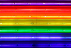 Colorful neon background Royalty Free Stock Image