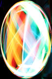 Colorful Neon Ball Royalty Free Stock Images