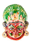 Colorful nepalese mask Stock Photos