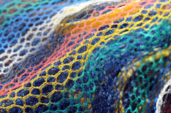 Colorful net Royalty Free Stock Image