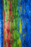 Colorful Nets Stock Photo
