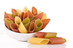 Colorful noodles Royalty Free Stock Photography