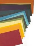 Colorful notes Stock Photos