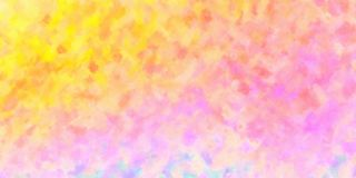 Colorful oil painting hand-painted art illustration : abstract texture on canvas, background. High-resolution 2D CG illustration royalty free illustration