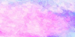 Colorful oil painting hand-painted art illustration : abstract texture on canvas, background. High-resolution 2D CG illustration stock illustration