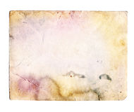 Colorful old photo texture royalty free stock photos