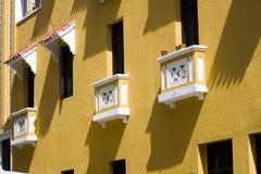 Colorful Old San Juan Puerto Rico Stock Photos