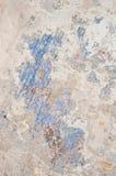 Colorful old wall. Close up of old patina wall Royalty Free Stock Photo