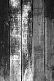 Colorful Old Wood Background - Bw Stock Photography