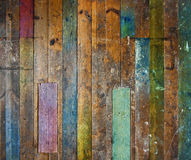 Free Colorful Old Wooden Floor Or Wall Royalty Free Stock Photo - 21975295