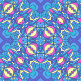 Colorful oriental pattern Stock Photos