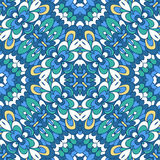 Colorful oriental pattern Royalty Free Stock Photos