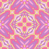 Colorful oriental pattern Royalty Free Stock Photography