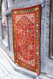 Colorful oriental rug. Stock Image