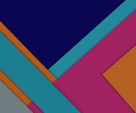 Colorful origami paper background. Royalty Free Stock Photography
