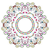 Colorful Ornament Royalty Free Stock Photos