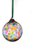 Colorful ornament hanging Royalty Free Stock Images
