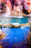 Colorful Ornamental Pool Royalty Free Stock Photos
