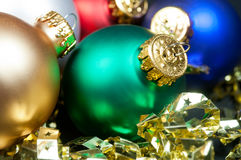 Colorful Ornaments Royalty Free Stock Photos