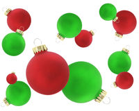 Colorful ornaments Stock Images