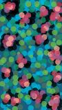 Colorful paint splash background ,beautiful art background. Colorful paint splash background ,beautiful art background vector illustration