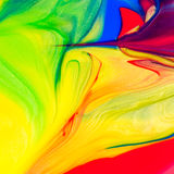 Colorful paint texture Royalty Free Stock Photography