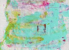 Colorful Painted Background Texture stock photography