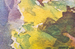 Colorful paints texture Royalty Free Stock Photo