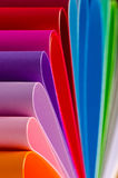 Colorful paper Royalty Free Stock Image