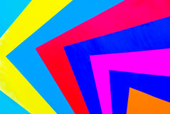 Colorful paper. Abstract background Stock Photo