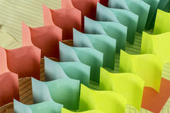 Colorful Paper 2 Royalty Free Stock Photo