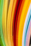 Colorful paper background. Abstract background stock image