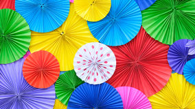 Colorful Paper background Royalty Free Stock Image
