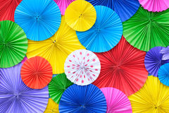 Colorful Paper background Royalty Free Stock Images