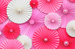 Colorful paper background Royalty Free Stock Photos