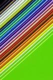 colorful paper macro Stock Image