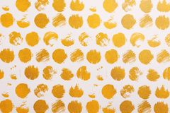 Colorful paper sheet with stylish pattern as background royalty free stock image