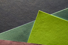 Colorful Paper Sheets Royalty Free Stock Photo