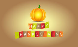 Colorful paper tags or labels with Thanksgiving theme Stock Photo