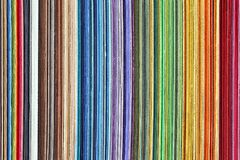 Color swatches book Stock Photography