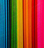 Colorful papers Royalty Free Stock Photography
