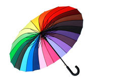 Colorful Parasol Stock Photography