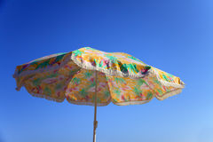 Colorful parasol 3 Royalty Free Stock Images