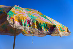 Colorful parasol 4 Stock Images