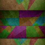 Colorful parchment grunge modern background Royalty Free Stock Images
