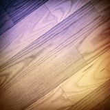 Colorful parqueted floor, wooden texture with Royalty Free Stock Photos