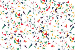 Colorful Particles Royalty Free Stock Photos
